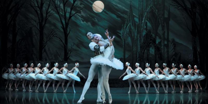 Bolshoi: Swan Lake Image