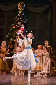 THE NUTCRACKER -  RECORDED LIVE BALLET FROM ROH