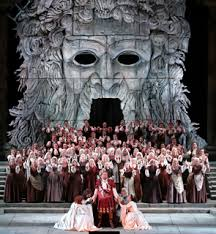 MOZART'S IDOMENEO - LIVE FROM THE MET