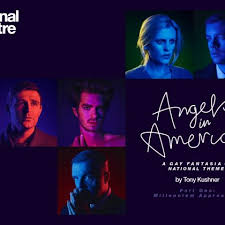 ANGELS IN AMERICA PART 1 : NT LIVE