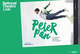 PETER PAN NT RECORDED LIVE