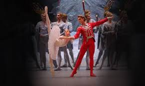 THE NUTCRACKER RECORDED LIVE BOLSHOI BALLET