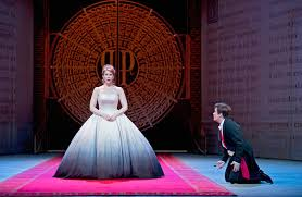MASSENET'S  CENDRILLON – LIVE FROM THE MET