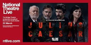 JULIUS CAESAR - NT LIVE
