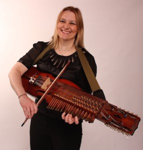 NYCKELHARPA! VOICE OF AN ANGEL-SOUL OF THE DEVIL