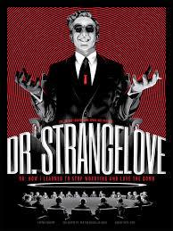 DR STRANGELOVE 1964 CLASSIC