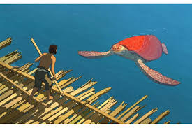 THE RED TURTLE Japan/France 2017