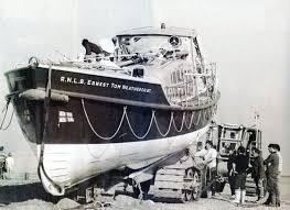 Lifeboats of the Saltmarsh coast 2