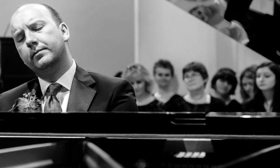 Piano Recital Toivo Kuula piano music