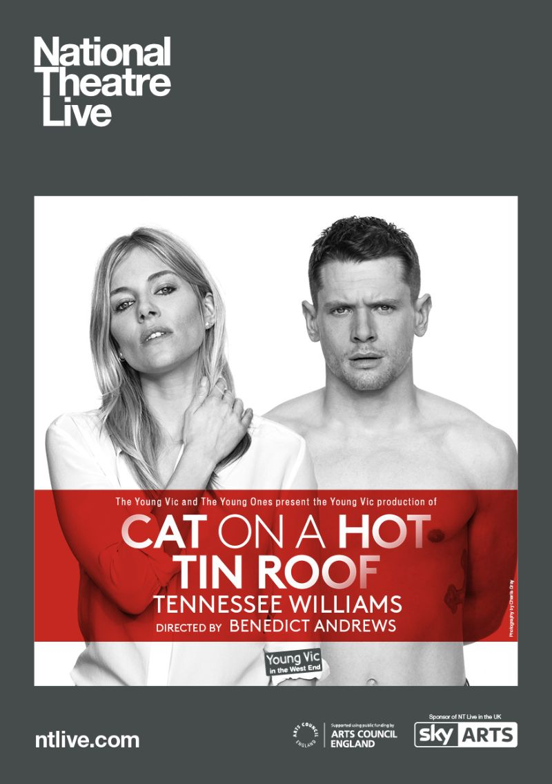 CAT ON A HOT TIN ROOF - NT LIVE RECORDED