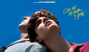CALL ME BY YOUR NAME Italy/France/Brazil/USA
