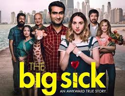 THE BIG SICK  USA  2017
