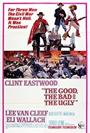 THE GOOD, THE BAD AND THE UGLY  Italy  1966
