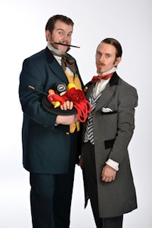 MORGAN & WEST'S SPIFFING MAGIC SHOW FOR KIDS